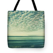 Vintage Clouds Tote Bag