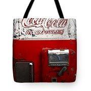 Vintage Coca Cola Tote Bag