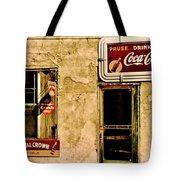 Vintage Colas Tote Bag