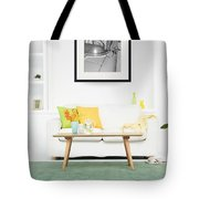 Vintage Convertible Example Tote Bag