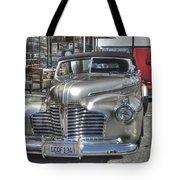 Vintage Cruise Cars 6 Tote Bag