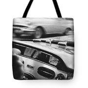 Vintage Dashoard Tote Bag