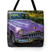 Vintage Desoto Tote Bag
