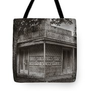 Vintage D'hanis Texas Business Tote Bag