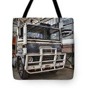 Vintage Dodge Truck Tote Bag