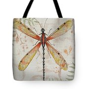 Vintage Dragonfly-jp2563 Tote Bag