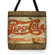 Vintage Drink Pepsi Cola 5 Cents Dsc07157 Tote Bag