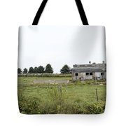 Vintage Farm Tote Bag