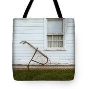 Vintage Farm Tool By Farmhouse Tote Bag