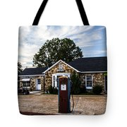 Vintage Fill Up Tote Bag