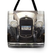 Vintage Ford Tote Bag
