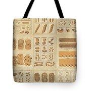 Vintage Italian Poster - Pasta Tote Bag