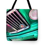 Vintage Jeep - J3000 Gladiator By Sharon Cummings Tote Bag