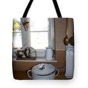 Vintage Kitchenware Tote Bag