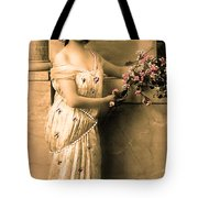 Vintage Lady I  Tote Bag