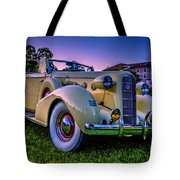 Vintage Lasalle Convertible Tote Bag