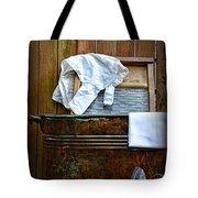 Vintage Laundry Room  Tote Bag