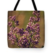 Vintage Lilac Tote Bag