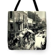 The City That Care Forgot New Orleans Tote Bag