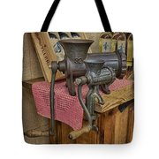 Vintage Mincers Tote Bag