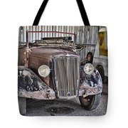 Vintage Morris Commercial Tote Bag