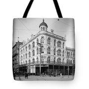 Vintage New Orleans 4 Tote Bag