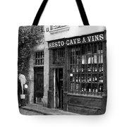 Vintage Paris 13b Tote Bag