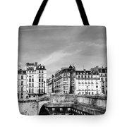 Vintage Paris 5b Tote Bag