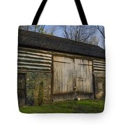 Vintage Pennsylvania Barn Tote Bag