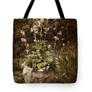 Vintage Planter Tote Bag