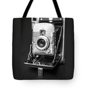 Vintage Polaroid Land Camera Model 80a Tote Bag