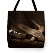 Vintage Port Still Life Tote Bag by Tom Mc Nemar