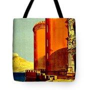 Vintage Poster - Napoli Tote Bag