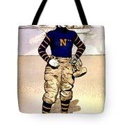 Vintage Poster - Naval Academy Midshipman Tote Bag