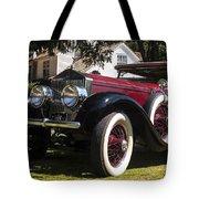 Vintage Rolls Royce Phantom Tote Bag