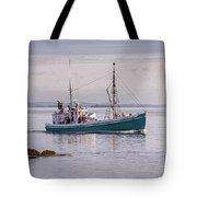 Vintage Sardine Carrier Michael Eileen Tote Bag