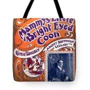 Vintage Sheet Music Cover Tote Bag