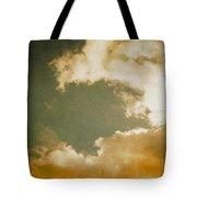 Vintage Sky Tote Bag