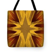 Vintage Star Tote Bag