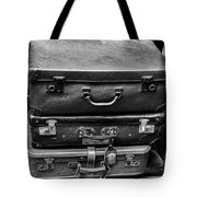 Vintage Suitcases Tote Bag