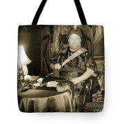 Vintage Swami Tote Bag