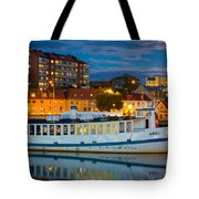 Vintage Swedish Ferry Tote Bag by Inge Johnsson