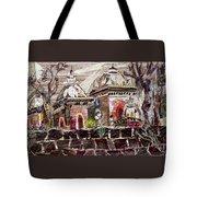 Vintage -temples  Tote Bag