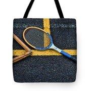 Vintage Tennis Tote Bag by Paul Ward