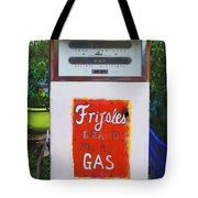 Maria's Taco Express2 - Luther Fine Art Tote Bag