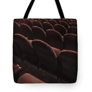 Vintage Theater Tote Bag