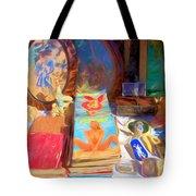Vintage Thrift Tote Bag