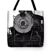 Vintage Train 90 Tote Bag