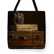 Vintage Travel Tote Bag