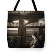 Vintage Travels Tote Bag